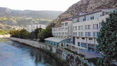Üniversitelilere aylığı 500 TL'ye Yeşilırmak manzaralı otel