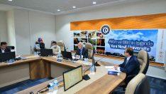 Uşak Üniversitesi Danışma Kurulu olağan 2. toplantısını tamamladı